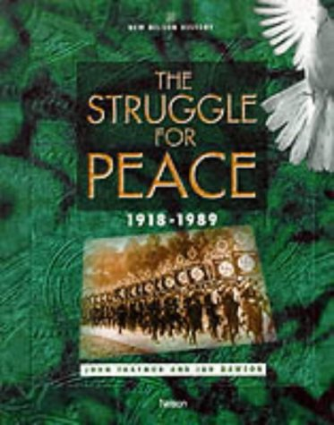 9780174351061: New Nelson History - The Struggle for Peace 1918-1989 Core Book