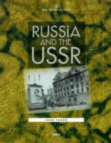 9780174351085: New Nelson History - Russia and the USSR
