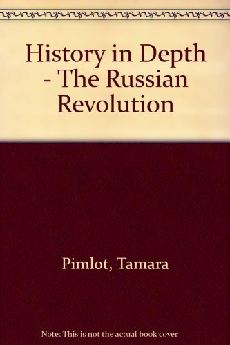 9780174351528: History in Depth - The Russian Revolution