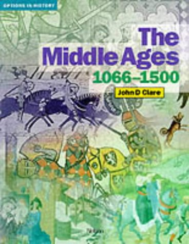 9780174351627: Options in History - The Middle Ages 1066-1500