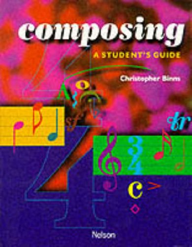 9780174360889: Composing: A Student's Guide