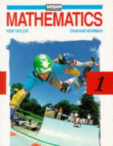 MSM Mathematics: Bk. 1 (MSM assessment) (017438467X) by Ron Bull; Jim Miller; Graham Newman