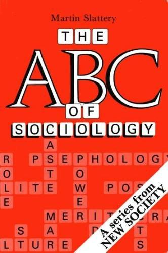 9780174385417: A. B. C. of Sociology