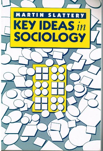 9780174385479: Key Ideas in Sociology