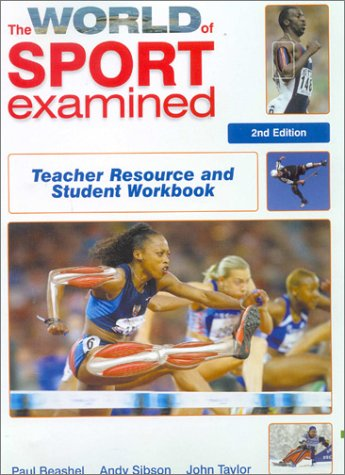 9780174387534: The World of Sport Examined - Teachers Resource and Student Workbook Second Edition: Teacher Resource
