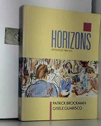 9780174391760: Horizons