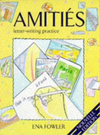 9780174392057: Amities - Letter-Writing Practice
