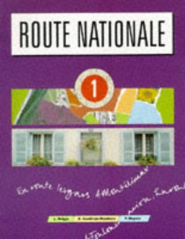 9780174395003: Route Nationale: Stage 1 (Bk. 1)