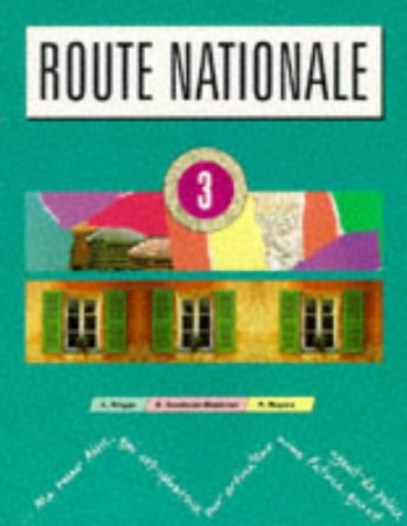 9780174395102: Route Nationale: Stage 3 (Bk.3) (English and French Edition)