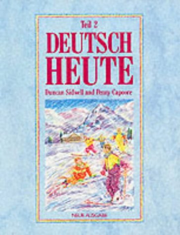 9780174395522: Deutsch Heute: Bk. 2 (Deutsch heute neue ausgabe) (English and German Edition)