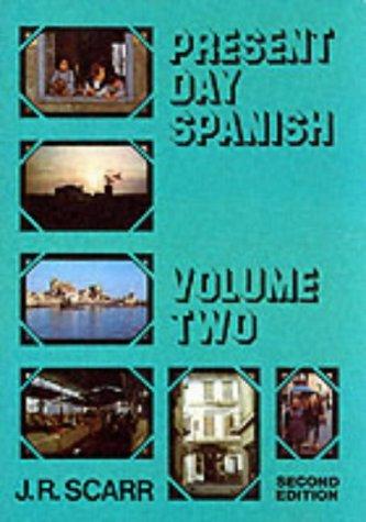 9780174395720: Present Day Spanish