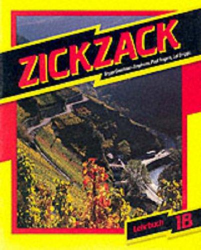9780174395744: Zickzack Neu: Stage 1B (English and German Edition)