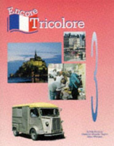 9780174396963: Encore Tricolore: Stage 3