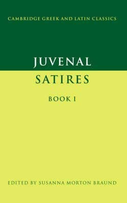9780174397472: Juvenal: Satires (Latin Texts Series) (Latin Edition)