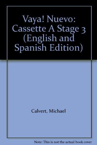 9780174398196: Vaya! nuevo 3 - Cassette A: Cassette A Stage 3