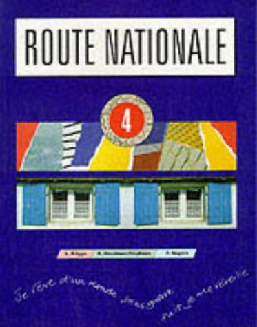 9780174398271: Route Nationale 4: Bk. 4