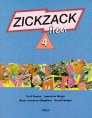 9780174398943: Zickzack neu 4: Stage 4