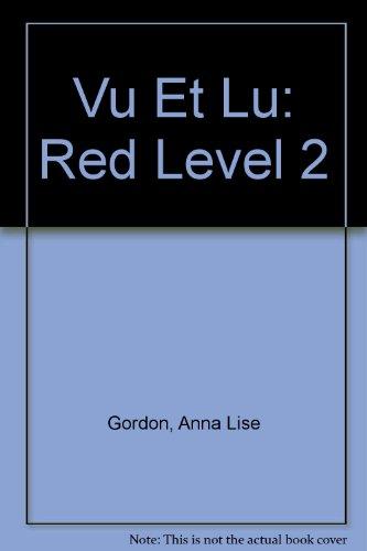 9780174400028: Vu Et Lu: Red Level 2