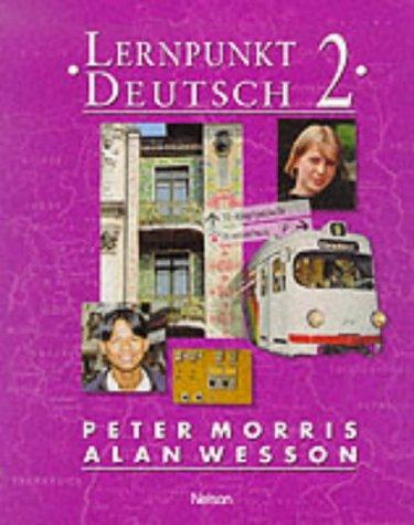 9780174400448: Lernpunkt Deutsch: Stage 2: New German Spelling