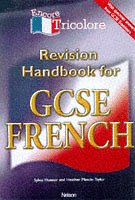 9780174401162: Encore Tricolore: Revision Handbook for Gcse French with Cassette with Cassette