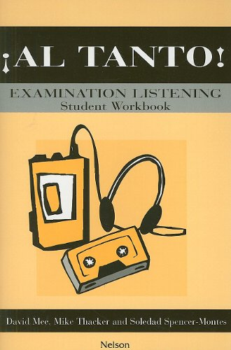 9780174402152: Al Tanto! - Examination Listening Students' Workbook