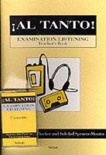 9780174402176: Al Tanto! - Examination Listening Pack