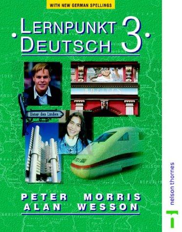 9780174402626: Lernpunkt Deutsch 3 - New German Spelling: Stage 3