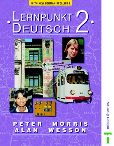 9780174402664: Lernpunkt Deutsch 2 New German Spelling Students' Book