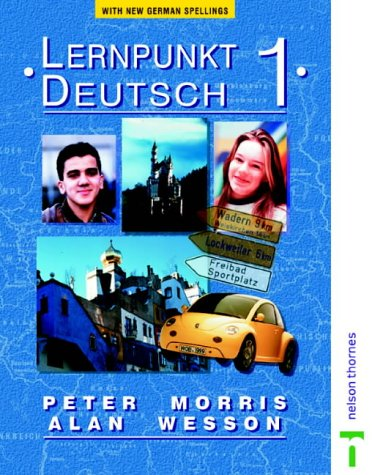 9780174402695: Lernpunkt Deutsch: Students' Book With New German Spelling Stage 1 (English and German Edition)