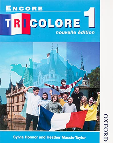 9780174402718: Encore Tricolore 1 Nouvelle Edition Evaluation Pack: Encore Tricolore Nouvelle 1 Student Book: Students' Book Stage 1