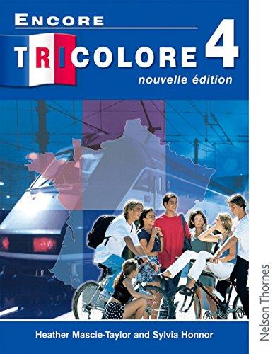 9780174403449: Encore Tricolore Nouvelle 4 Student Book
