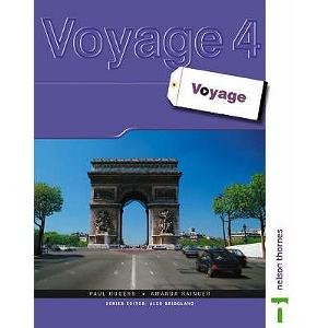 9780174403487: Voyage 4 - Student's book and Audio CD: Student's Book Stage 4