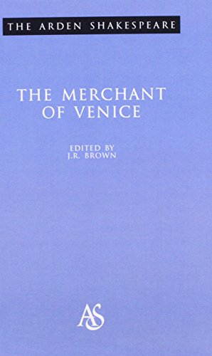 9780174435808: Arden Shakespeare: The Merchant Of Venice: (2nd Series)