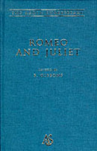 9780174435846: Romeo and Juliet (Arden Shakespeare Second)