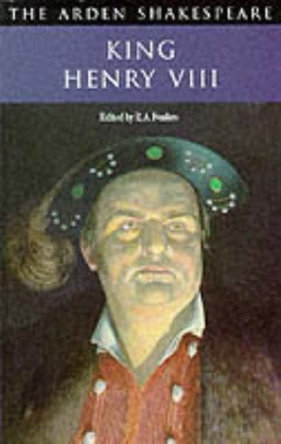9780174436119: King Henry VIII (Arden Shakespeare)