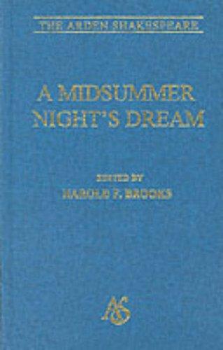 9780174436423: Arden Shakespeare: A Midsummer Night's Dream: (2nd Series)