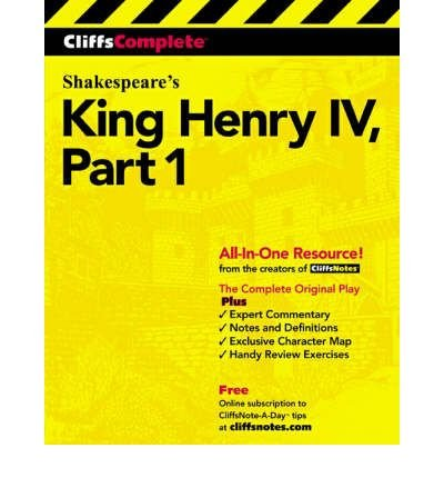 9780174436690: King Henry IV: Pt. 1