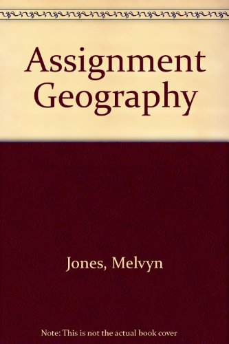 9780174440611: Assignment Geography