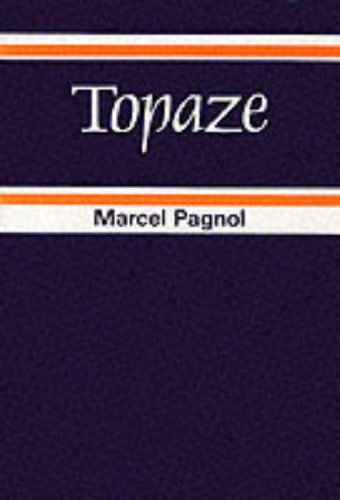 9780174441014: Topaze (French literary texts) (French Edition)