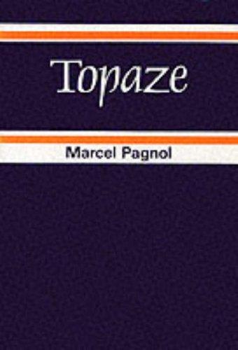 9780174441014: Topaze (French literary texts)