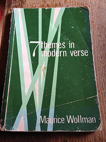 9780174441403: Seven Themes in Modern Verse (Poetry)