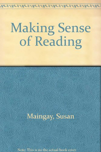 9780174441953: Making Sense of Reading