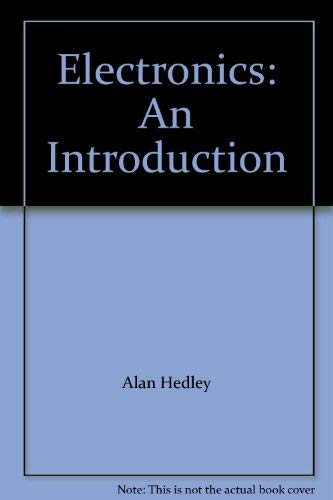 9780174443247: Electronics: An Introduction
