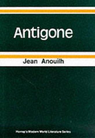 9780174443384: Antigone (French Language)