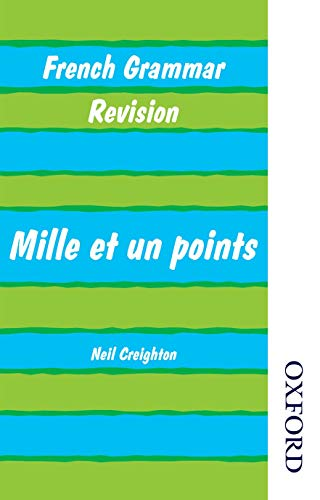 9780174444602: French Grammar Revision - Mille et un points