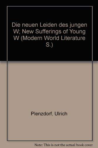 Die neuen Leiden des jungen W; New: J H Reid,