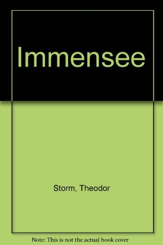 Immensee: Storm, Theodor