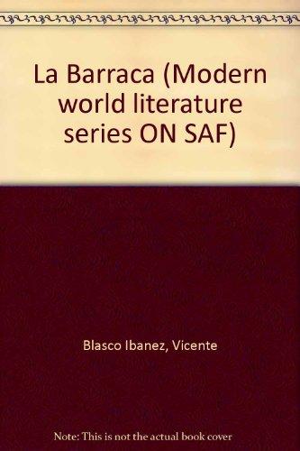 9780174446958: La Barraca (Modern world literature series ON SAF)