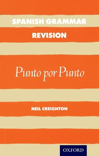 9780174450887: Spanish Grammar Revision - Punto por Punto (Caribbean Examinations Council)