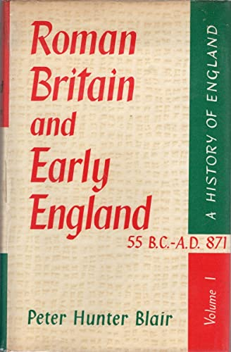 9780174451419: ROMAN BRITAIN AND EARLY ENGLAND 55 BC - AD 871